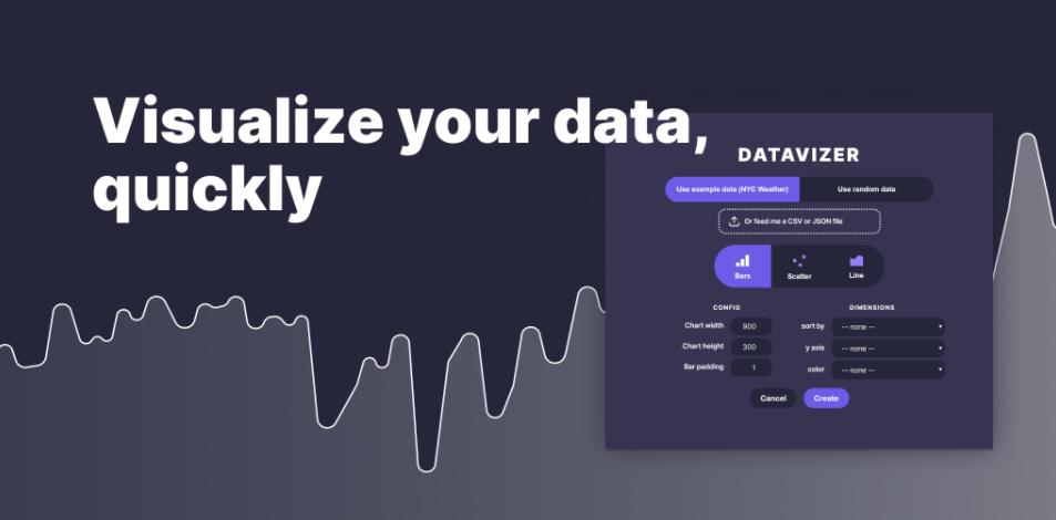 Datavizer