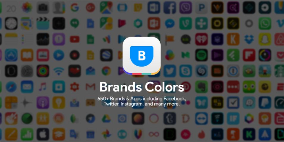 Плагин Brands Colors для Figma