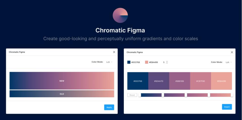 Плагин Chromatic для Figma