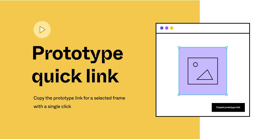 Плагин Copy Prototype Link для Figma