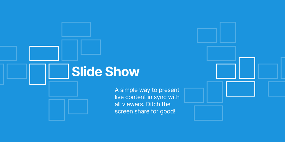 Плагин Slide Show для Figma