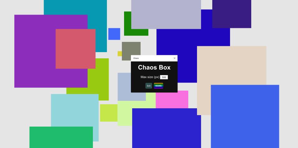 Плагин Chaos для Figma