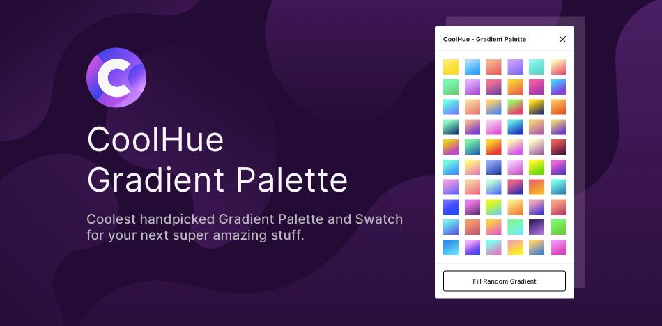 Плагин CoolHue - Gradient Color для Figma
