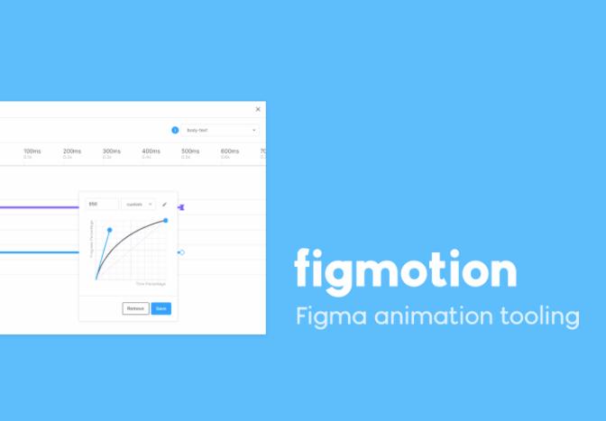 Плагин Figmotion для Figma