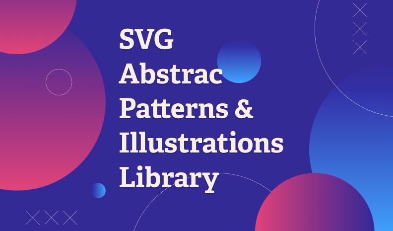 SVG Abstrac patterns