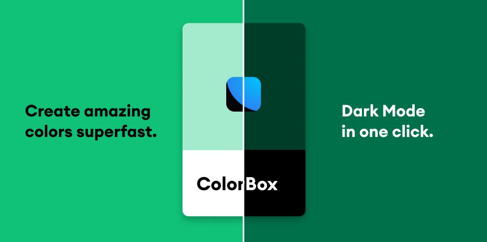 Плагин ColorBox для Figma