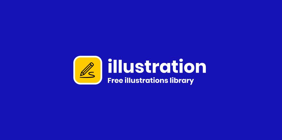 Плагин Illustrations для Figma