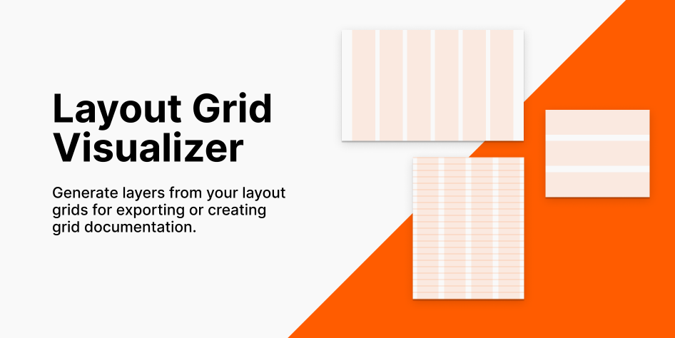 Плагин Layout Grid Visualizer для Figma