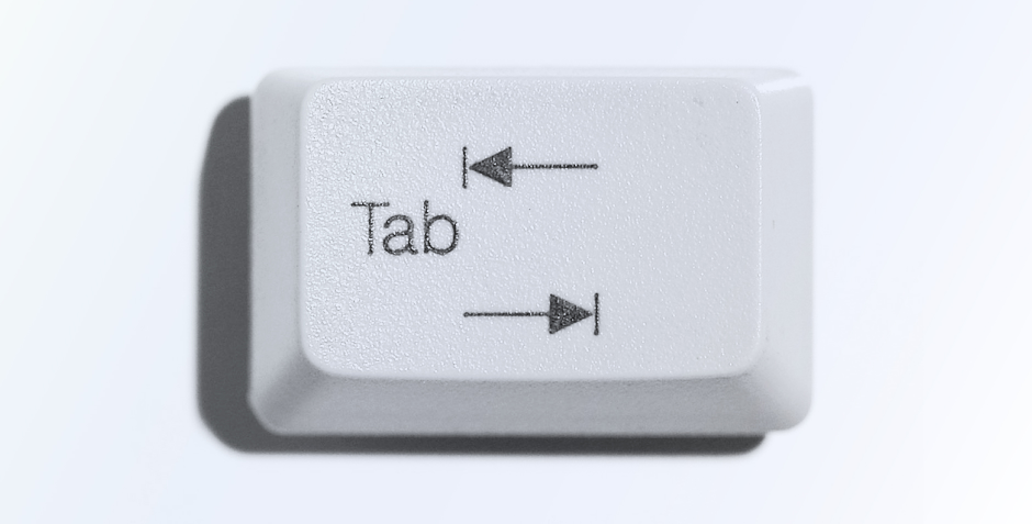 Плагин Tab Text Override для Figma