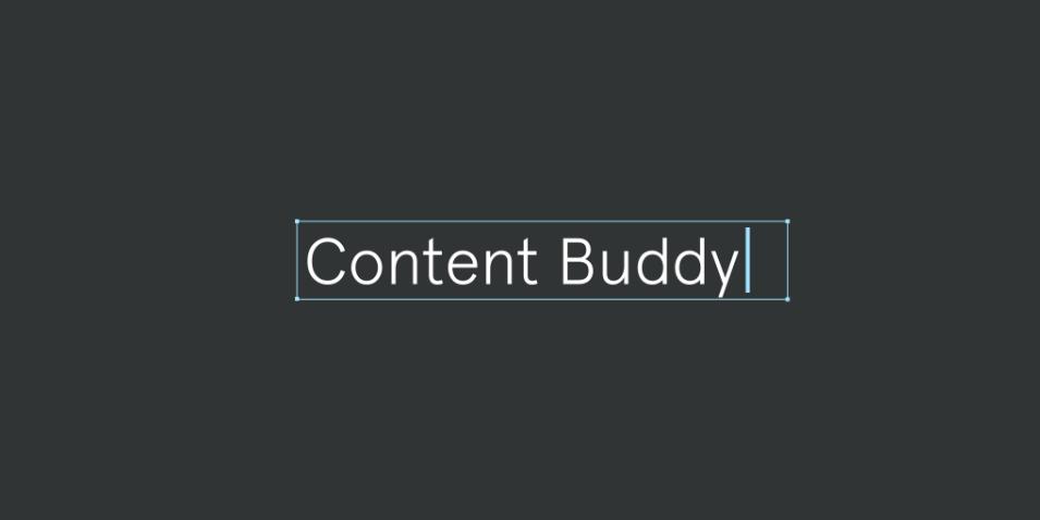 Плагин Content Buddy для Figma