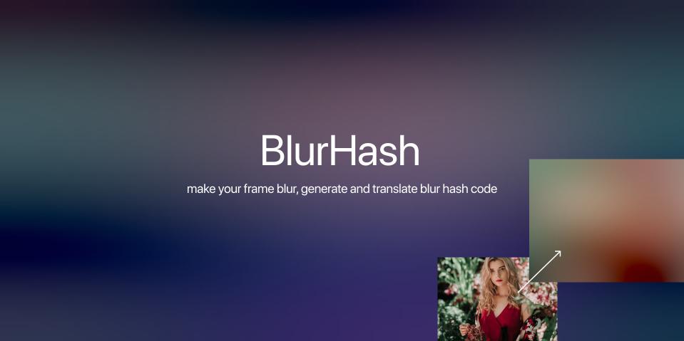 Плагин Blurhash для Figma
