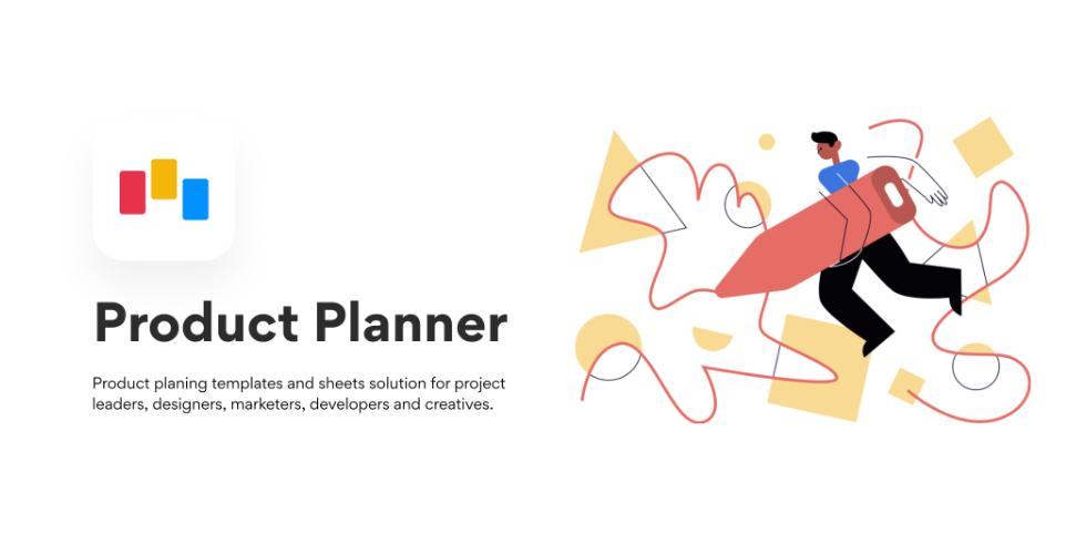 Плагин Product Planner для Figma