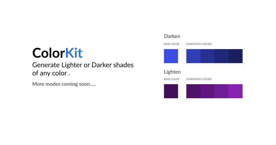 Плагин Color Kit для Figma