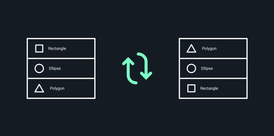 Плагин Reverse Layer Order для Figma