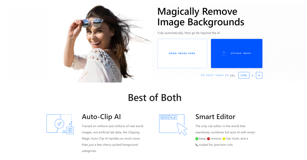 Плагин Clipping Magic BG Removal для Figma