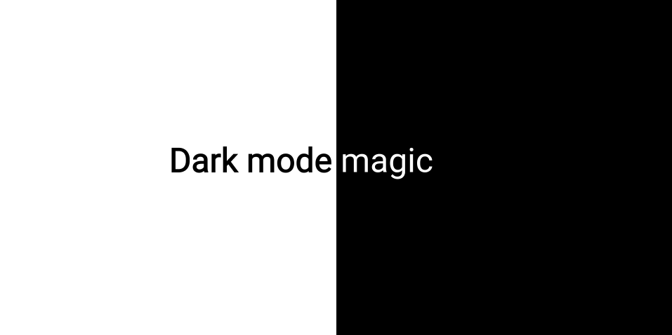 Плагин Dark Mode Magic для Figma