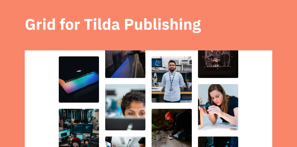 Плагин Grid for Tilda Publishing для Figma