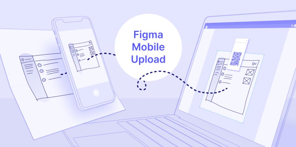Плагин Mobile Upload для Figma