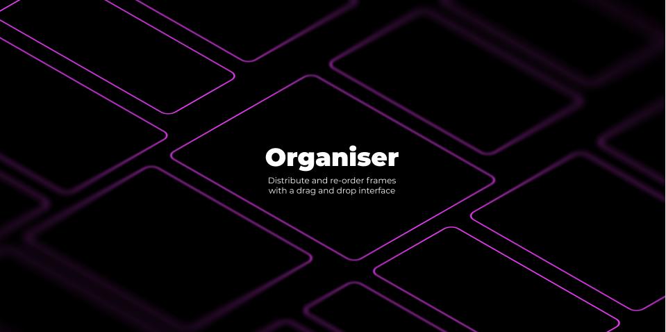 Плагин Organiser для Figma