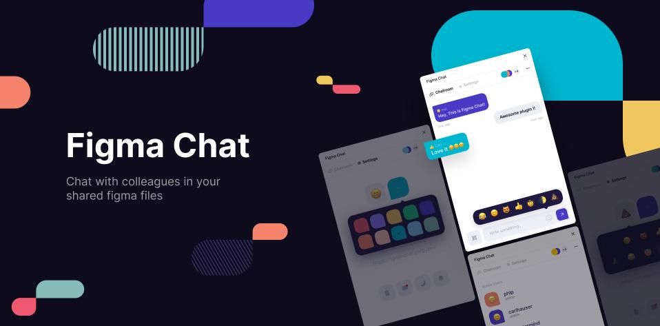 Плагин Chat для Figma