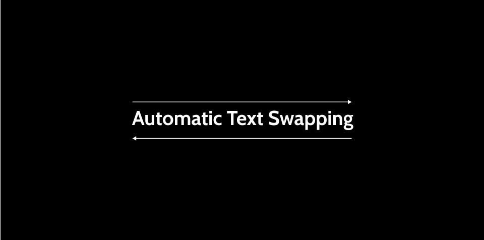 Плагин Text Changer для Figma