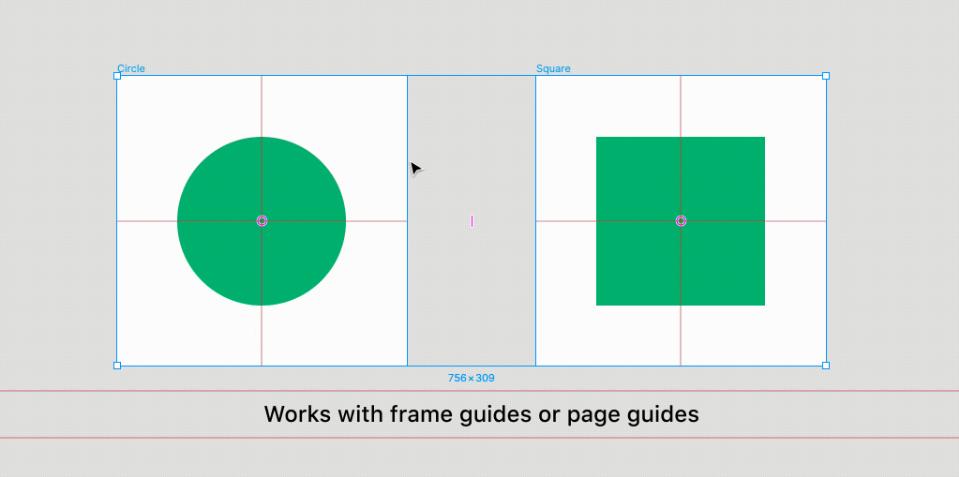 Плагин Clear Guides для Figma