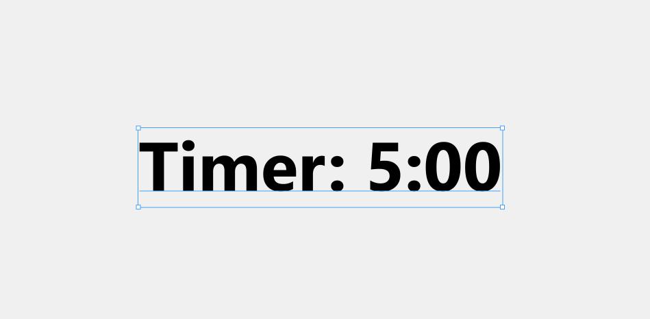 Плагин Timer для Figma