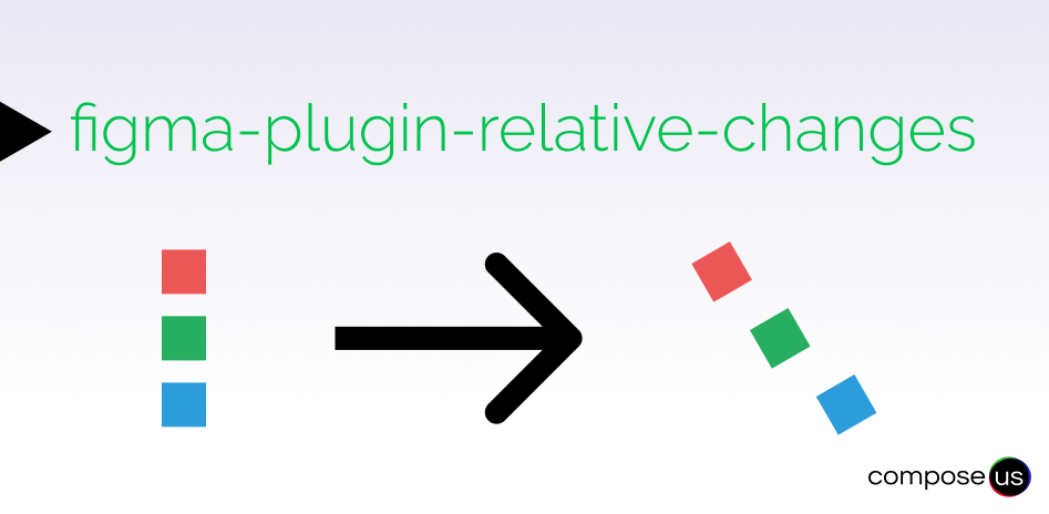 Плагин Relative changes для Figma